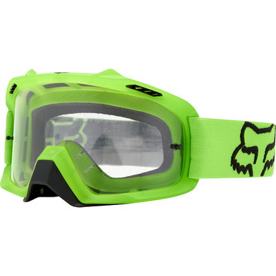 FOX Brýle MX Air Space Goggle OS Green - 1