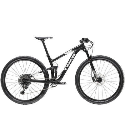 TREK Top Fuel 8 2019 - Matte Trek Black