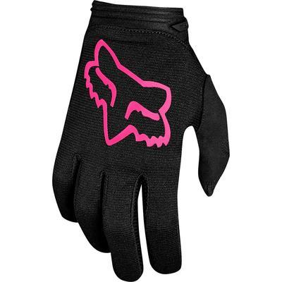FOX Womens Dirtpaw Mata Glove - Black/Pink - S - 1