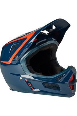 FOX Rampage Comp Repeat Helmet Ce Cpsc Dark/Indigo - M - 1