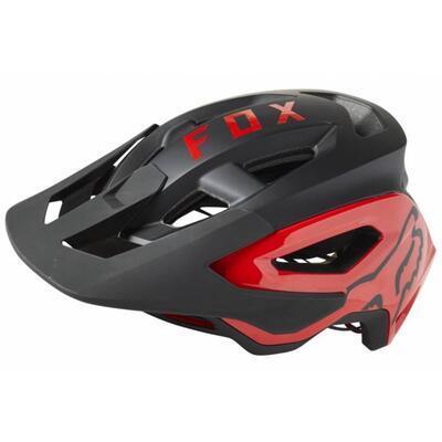 FOX Speedframe PRO Helmet Ce MIPS - Black/Red - M - 1