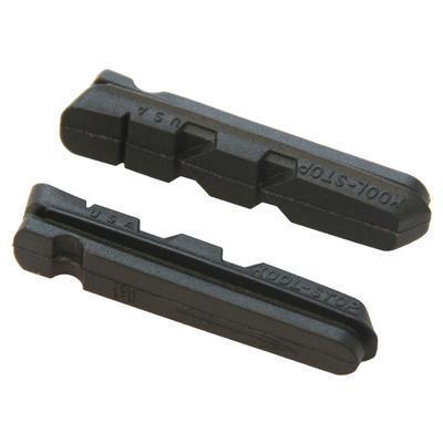 KOOL STOP Náhradní gumičky silniční Dura Type - hard carbon