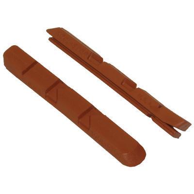 KOOL STOP Náhradní gumičky MTB V-brake Type - losos