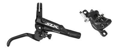 SHIMANO kot brzd-set SLX BR-M7000-KIT zadní/BL-M7000 bez adapt kov+chladič - 1700m