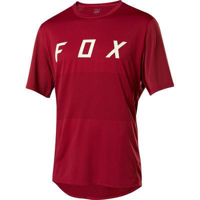 FOX Volný dres Ranger SS Fox Jersey - Chili - M - 1