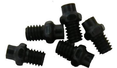 HT - Náhradní piny pro pedály HTI-AX01A - černé 40ks