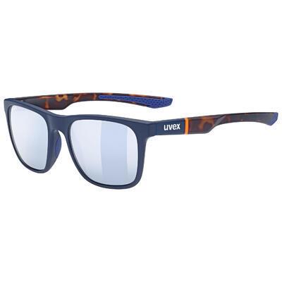UVEX Brýle LGL 42 Blue mat Havanna/Silver S3 (4616)