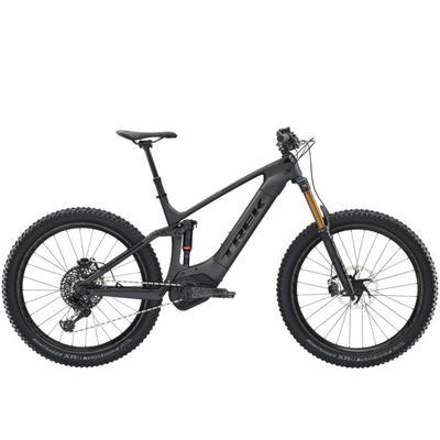 TREK Powerfly LT 9.9 Plus 2019 - Matte Onyx/Gloss Black