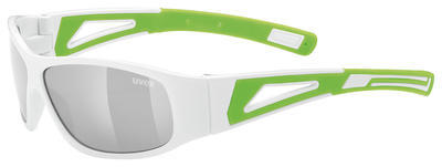UVEX Brýle Sportstyle 509 White green/Silver S3 (8716)
