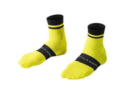 BONTRAGER Ponožky Race Quarter Radioactive Yellow