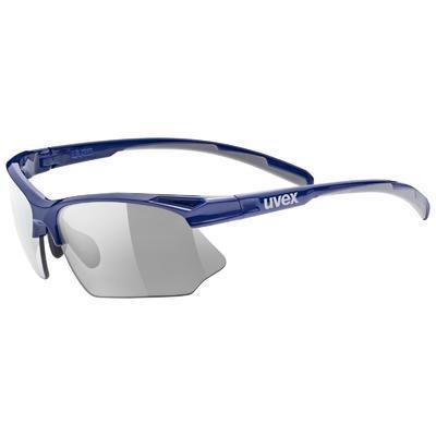 UVEX Brýle Sportstyle 802 Vario Blue Grey/Smoke S1-3 (4501)