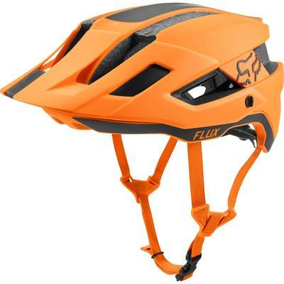 FOX Flux Helmet Rush Atomic Orange - L-XL - 1