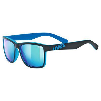 UVEX Brýle LGL 39 Black-MatBlue/Mirror Blue S3 (2416)