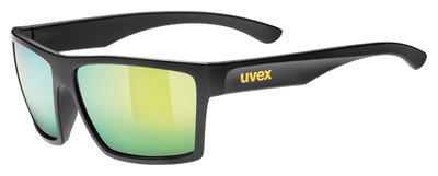 UVEX Brýle LGL 29 Black mat/Mirror Yellow S3 (2212)