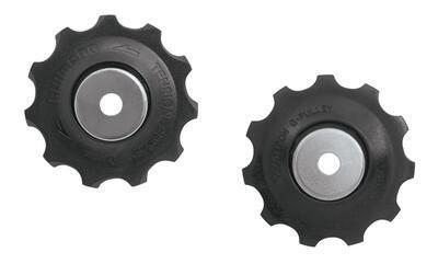 SHIMANO - Kladky SH RDT600 Deore spodní + horní