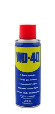 WD-40 - mazivo-sprej WD-40, 200ml