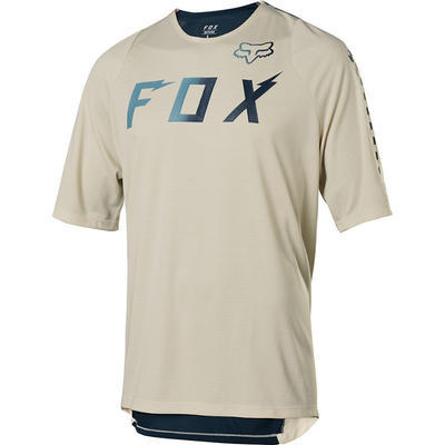 FOX Volný dres Defend SS Wurd Jersey - Navy - L - 1