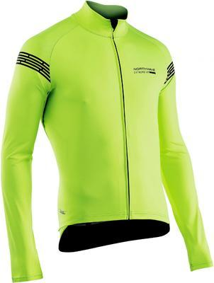 NW Extreme H2O Jacket Yellow Fluo - 1