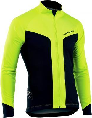 NW Reload Jacket Yellow Fluo/Black - L - 1