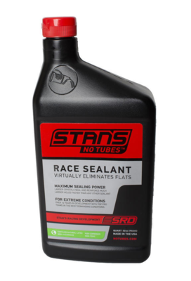 STAN'S NOTUBES - Tmel QUART 946ml RACE