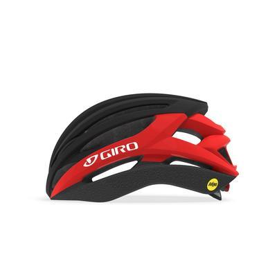 GIRO Syntax MIPS Mat Black/Bright Red M - 1