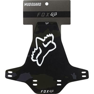 FOX Mud Guard Black - přední blatník černý Camo
