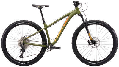 "KONA Honzo 2021 - Satin Fatigue Green - M (29"")"