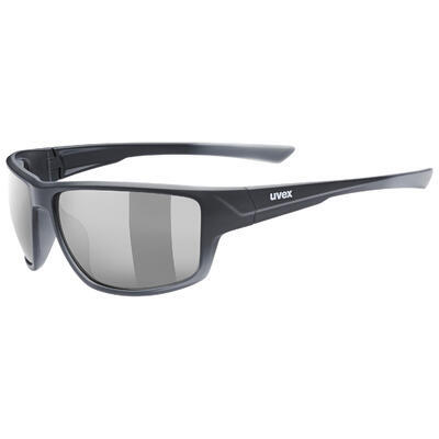 UVEX Brýle Sportstyle 230 Black mat/Silver S3 (2216)