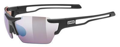 UVEX Brýle Sportstyle 803 CV Black mat/ColorVision Blue S2 (2296)