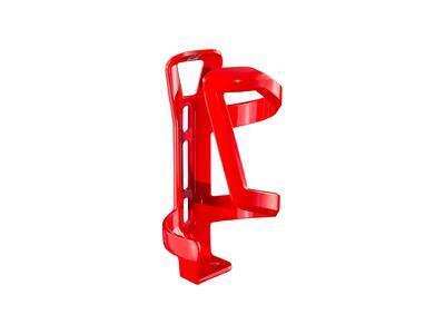 BONTRAGER Košík na láhev pro boční přístup z levé strany, červený lesklý