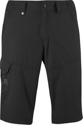 SALOMON Pantalion Short Black No Liner (bez vložky) - 38