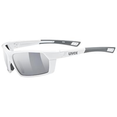 UVEX Brýle Sportstyle 225 Pola White/Silver S3 (8830)