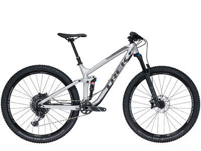 TREK Fuel EX 8 29 EAG 2018 - Matte Quicksilver *TEST*- 18,5 - 1