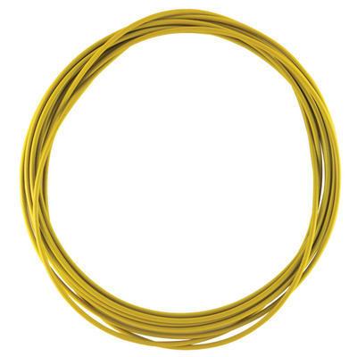 BONTRAGER Brzdový bowden 5mm žlutý 10cm