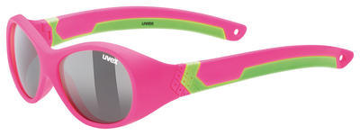 UVEX Brýle Sportstyle 510 Pink Green mat/Smoke S3 (3716)