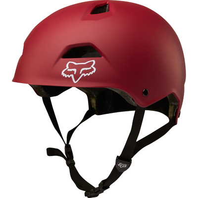 FOX Flight Sport Helmet Dark red - M - 1
