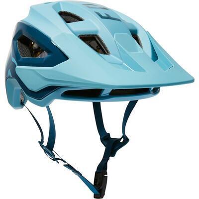 FOX Speedframe PRO Helmet Ce MIPS - Sulphur Blue - M - 1