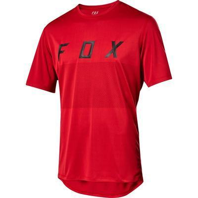 FOX Volný dres Ranger SS Fox Jersey - Cardinal - M - 1