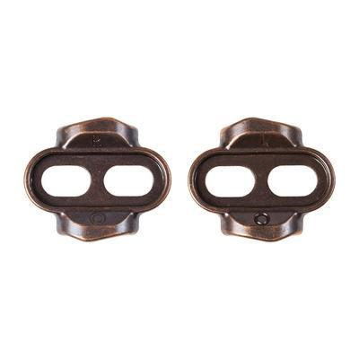 CRANKBROTHERS Easy Release Cleats 0 degree (kufry) - 1