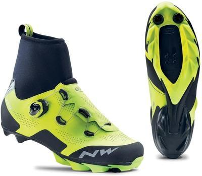 NW Raptor GTX Yellow Fluo/Black