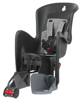 POLISPORT - Dětská sedačka Bilby RS - Černo - šedá - 1