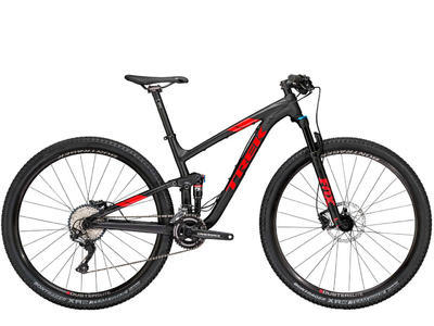 TREK Top Fuel 8 2018 - Trek Black - 17,5 - 1