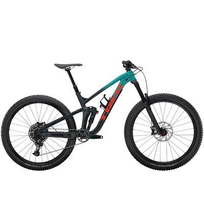 "TREK Slash 7 2021 - Teal to Nautical Navy Fade - XL (29"")"