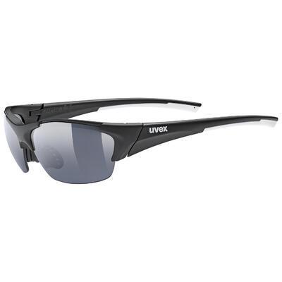 UVEX Brýle Blaze III Black Mat/Mirror Silver S3 + Orange S1 + Clear S0 (2210)
