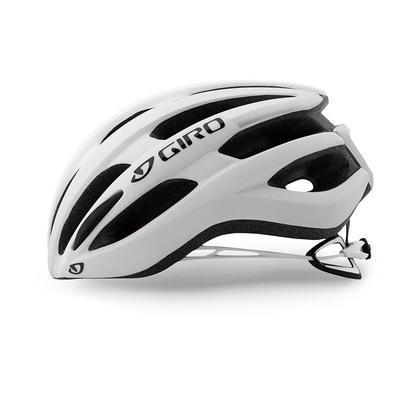 GIRO Foray Mat White/Silver S - 1