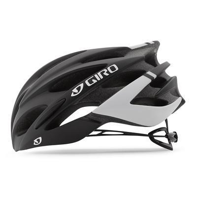 GIRO Savant Mat Black/White S - 1
