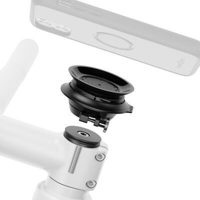 """FIDLOCK - Magnetický držák pro smartphone do víčka představce 1 1/8"""" - 1"""