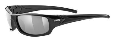 UVEX Brýle Sportstyle 211 Pola Black/Smoke S3 (2250)