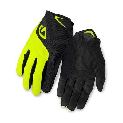 GIRO Bravo LF-black/highlight yellow-XL