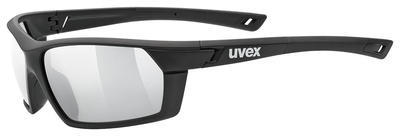 UVEX Brýle Sportstyle 225 Black mat/Silver S3 (2216)